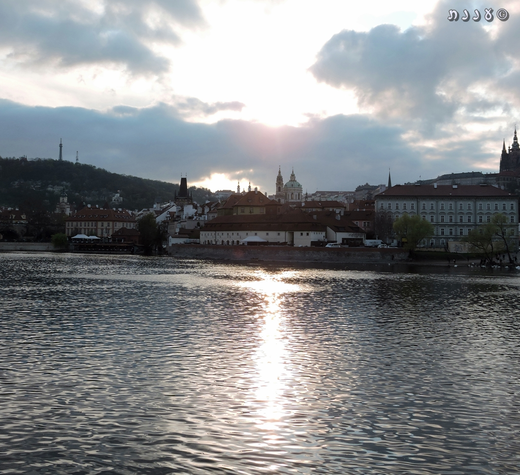 טיול בפראג