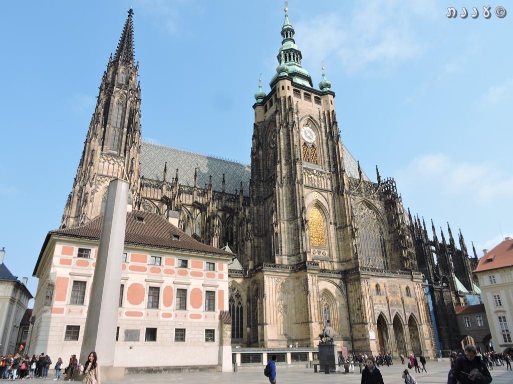 מצודת פראג – Pražskýhrad